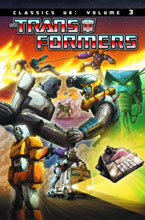 Image: Transformers Classics UK Vol. 03 SC  - IDW Publishing