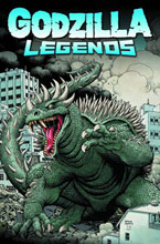 Image: Godzilla Legends SC  - IDW Publishing