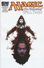 Image: Magic: The Gathering - Spell Thief #2 (10-copy incentive cover) (v10) - IDW Publishing