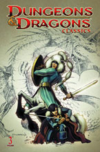 Image: Dungeons & Dragons Classics Vol. 03 SC  - IDW Publishing