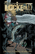 Image: Locke & Key Vol. 05: Clockworks HC  - IDW Publishing