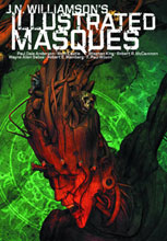 Image: J. N. Williamson's Illustrated Masques SC  - IDW Publishing