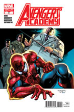 Image: Avengers Academy #31 (ASM in Motion variant cover) (v25) - Marvel Comics
