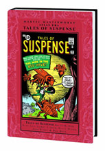 Image: Marvel Masterworks: Atlas Era Tales of Suspense Vol. 04 HC  - Marvel Comics