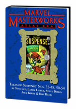 Image: Marvel Masterworks Vol. 186: Atlas Era Tales of Suspense Nos. 32-48, 50-54 HC  - Marvel Comics