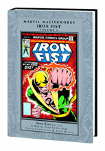 Image: Marvel Masterworks: Iron Fist Vol. 02 HC