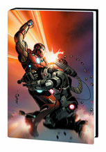 Image: Invincible Iron Man Vol. 09: Demon HC  - Marvel Comics