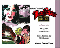 Image: Leonard Starr's Mary Perkins on Stage Vol. 10 SC  - Classic Comics Press