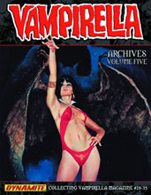 Image: Vampirella Archives Vol. 05 HC  - D. E./Dynamite Entertainment