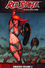 Image: Red Sonja Omnibus Vol. 03 SC  - D. E./Dynamite Entertainment