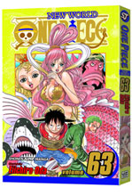 Image: One Piece Vol. 63 SC  - Viz Media LLC