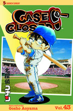 Image: Case Closed Vol. 43 SC  - Viz Media LLC