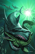 Image: Megalodon and Prehistoric Sharks SC  - Zenescope Entertainment Inc