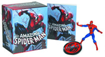 Image: Amazing Spider-Man Kit  - Running Press