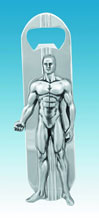Image: Marvel Bottle Opener: Silver Surfer  - Diamond Select