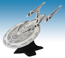 Image: Star Trek: Next Generation U.S.S. Enterprise Starship: NCC-1701-E  (Nemesis) - Diamond Select