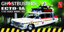 Image: Ghostbusters ECTO-1A 1/25 Scale Model Kit  -