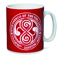 Image: Doctor Who Mug: High Council of the Timelords  -