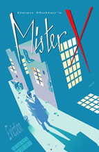 Image: Mister X: Eviction #2 - Dark Horse Comics