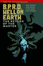 Image: B.P.R.D. Hell on Earth Vol. 06: The Return of the Master SC  - Dark Horse Comics