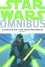 Image: Star Wars Omnibus: Knights of the Old Republic Vol. 01 SC