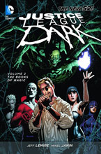 Image: Justice League Dark Vol. 02: Books of Magic SC  (N52)