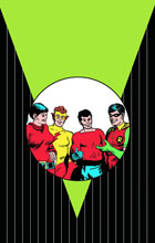Image: Silver Age Teen Titans Archives Vol. 02 HC