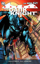 Image: Batman: The Dark Knight Vol. 01 - Knight Terrors SC  (N52) - DC Comics