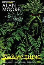 Image: Saga of the Swamp Thing Book 04 SC