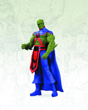 Image: DC Comics New 52 Justice League Action Figure: Martian Manhunter  - DC Comics