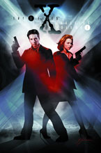 Image: X-Files Classics Vol. 01 HC  - IDW Publishing