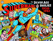 Image: Superman: Silver Age Newspaper Dailies Vol. 01: 1959-1961 HC