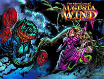 Image: Adventures of Augusta Wind HC  - IDW Publishing