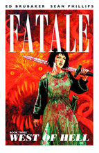Image: Fatale Vol. 03: West of Hell SC  - Image Comics