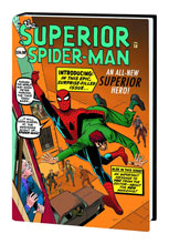 Image: Superior Spider-Man Vol. 01 HC  (DM Ditko variant edition)