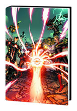Image: Avengers Vol. 02: The Last White Event HC  - Marvel Comics
