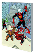 Image: FF Vol. 01: Fantastic Faux SC  (NOW!) - Marvel Comics