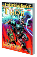 Image: Mighty Thor / Journey Into Mystery: Everything Burns SC