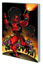 Image: Deadpool by Daniel Way Complete Collection Vol. 01 SC