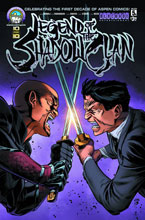 Image: Legend of the Shadow Clan #5 (cover A) - Aspen MLT Inc