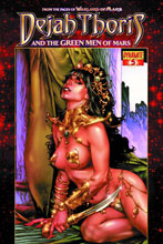 Image: Dejah Thoris & The Green Men of Mars #5