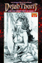 Image: Dejah Thoris & The Green Men of Mars #5 (subscription variant)