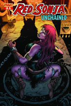 Image: Red Sonja Unchained #3 (subscription Geovani variant)
