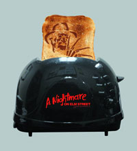 Image: Nightmare on Elm Street Toaster  - Dynamic Forces