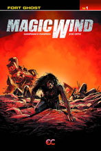 Image: Magic Wind Vol. 01: Fort Ghost SC  - Epicenter Comics
