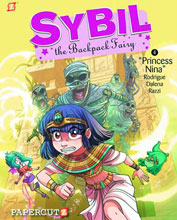 Image: Sybil the Backpack Fairy Vol. 04 HC  - Papercutz
