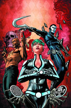 Image: Shadowman #7 (VU) (regular Zircher cover) - Valiant Entertainment LLC