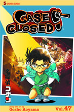 Image: Case Closed Vol. 47 SC  - Viz Media LLC