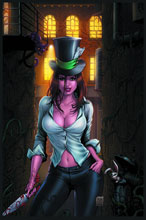 Image: Grimm Fairy Tales Presents Madness of Wonderland SC  - Zenescope Entertainment Inc