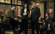 Image: Warehouse 13 Season 3 Premium Pack Card Box  - Rittenhouse Archives